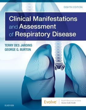 Burton / Des Jardins | Clinical Manifestations and Assessment of Respiratory Disease | Buch | sack.de