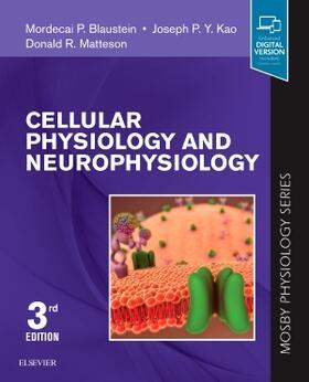Blaustein / Kao / Matteson | Cellular Physiology and Neurophysiology | Buch | sack.de