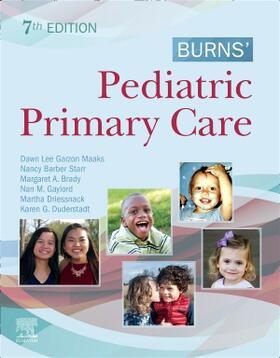 Brady / Duderstadt / Garzon Maaks | Burns' Pediatric Primary Care | Buch | sack.de