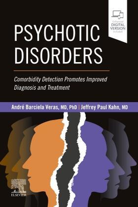 Veras / KAHN | Psychotic Disorders | Buch | sack.de