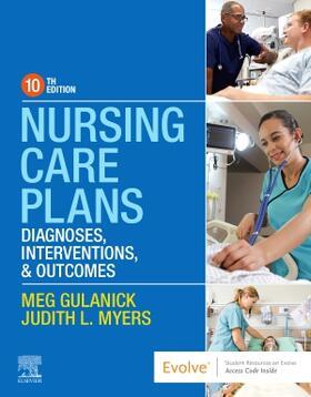 Gulanick / Myers | Nursing Care Plans | Buch | sack.de