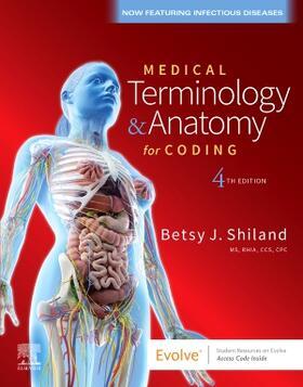 Shiland   Medical Terminology & Anatomy for Coding   Buch   sack.de