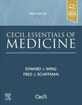 Wing / Schiffman | Cecil Essentials of Medicine | Buch | sack.de