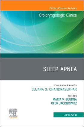 Suurna / Jacobowitz | Sleep Apnea an Issue of Otolaryngologic Clinics of North America, Volume 53-3 | Buch | sack.de