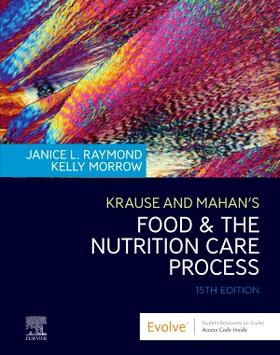 Morrow / Raymond | Krause and Mahan's Food & the Nutrition Care Process | Buch | sack.de