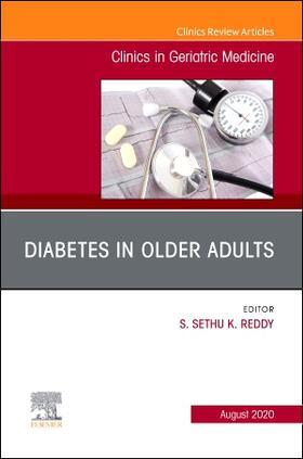 Reddy | Diabetes in Older Adults, an Issue of Clinics in Geriatric Medicine, Volume 36-3 | Buch | sack.de