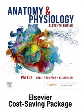 Patton | Anatomy & Physiology - Text and Laboratory Manual Package | Buch | sack.de