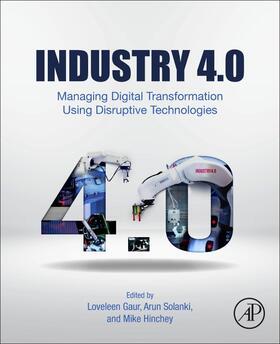 Gaur / Solanki | Industry 4.0 | Buch | sack.de