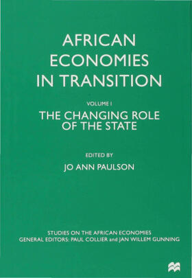 Paulson | African Economies in Transition | Buch | sack.de
