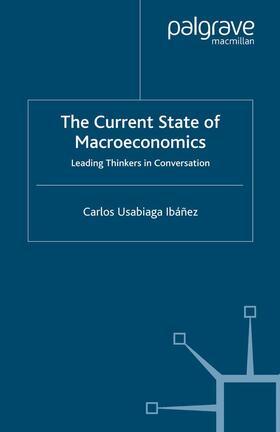 Usabiaga-Ibánez   The Current State of Macroeconomics   Buch   sack.de