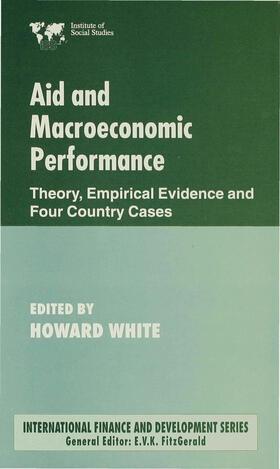 Joy / White | Aid and Macroeconomic Performance | Buch | sack.de