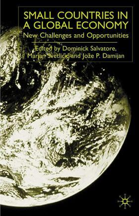 Salvatore / Svetlicic / Damijan | Small Countries in a Global Economy | Buch | sack.de