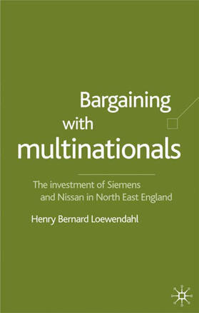 Loewendahl | Bargaining with Multinationals | Buch | sack.de