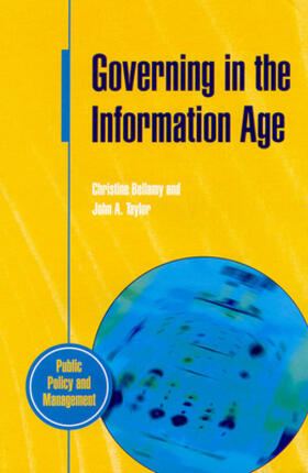 Governing in the Information Age   Buch   sack.de