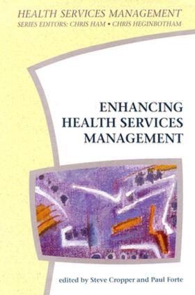 Enhancing Health Services Management | Buch | sack.de