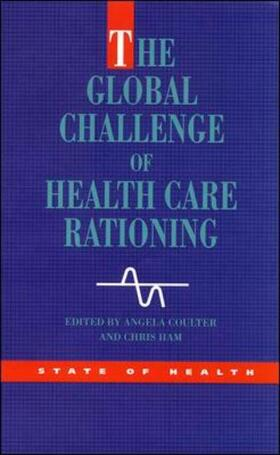Coulter | The Global Challenge Health Care Rationing | Buch | sack.de