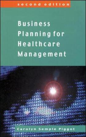 Semple | Business Planing for Healthcare Management | Buch | sack.de