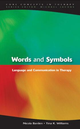 Barden / Williams   Words and Symbols   Buch   sack.de