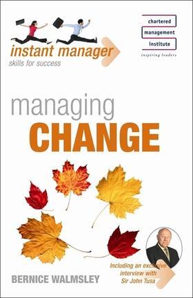 Managing Change | Buch | sack.de