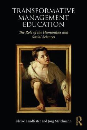 Landfester / Metelmann | Transformative Management Education | Buch | sack.de