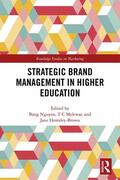 Nguyen / Melewar / Hemsley-Brown |  Strategic Brand Management in Higher Education | Buch |  Sack Fachmedien