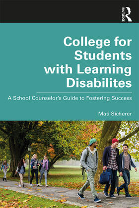 Sicherer | College for Students with Learning Disabilities | Buch | sack.de