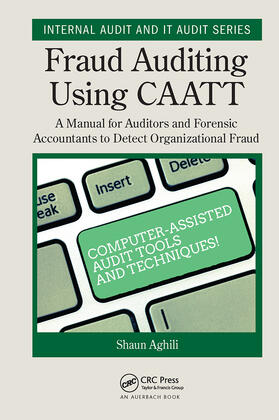 Aghili | Fraud Auditing Using CAATT | Buch | sack.de