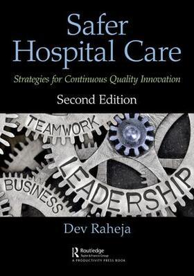 Raheja | Safer Hospital Care | Buch | sack.de