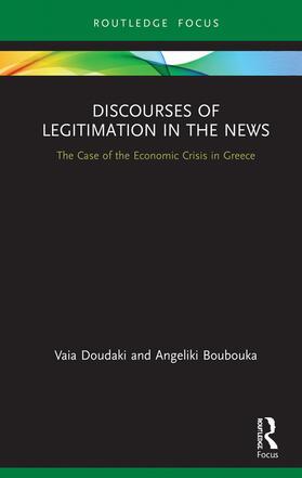 Doudaki / Boubouka   Discourses of Legitimation in the News   Buch   sack.de