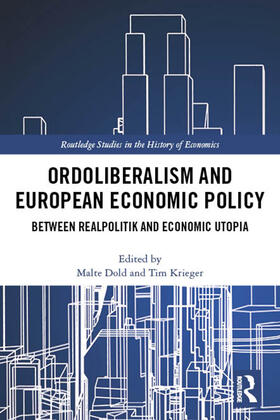 Dold / Krieger | Ordoliberalism and European Economic Policy | Buch | sack.de