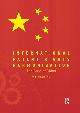 Hu | International Patent Rights Harmonisation | Buch | sack.de