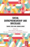 Fayolle / Janssen / Le Loarne-Lemaire    Social Entrepreneurship and Bricolage   Buch    Sack Fachmedien