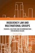 Zhang    Insolvency Law and Multinational Groups   Buch    Sack Fachmedien