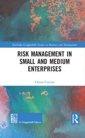 Crovini | Risk Management in Small and Medium Enterprises | Buch | sack.de