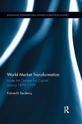 Declercq | World Market Transformation | Buch | sack.de