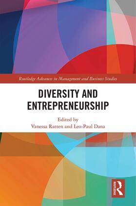 Ratten / Dana   Diversity and Entrepreneurship   Buch   sack.de