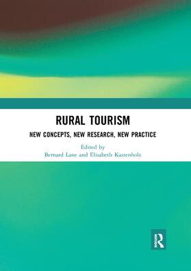 Lane / Kastenholz | Rural Tourism | Buch | sack.de