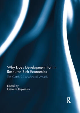 Papyrakis | Why Does Development Fail in Resource Rich Economies | Buch | sack.de