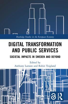 Larsson / Teigland   Digital Transformation and Public Services   Buch   sack.de