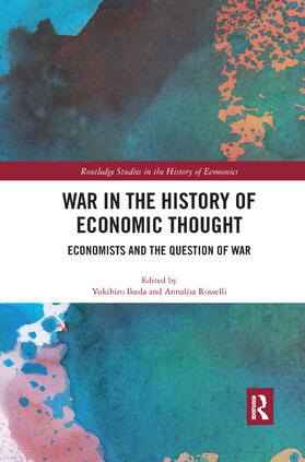 Ikeda / Rosselli | War in the History of Economic Thought | Buch | sack.de