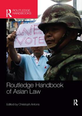 Antons   Routledge Handbook of Asian Law   Buch   sack.de