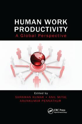Kumar / Mital / Pennathur   Human Work Productivity   Buch   sack.de