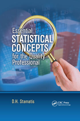 Stamatis   Essential Statistical Concepts for the Quality Professional   Buch   sack.de