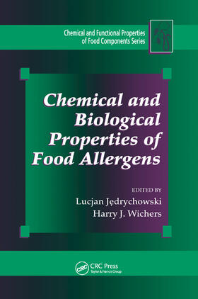 Jedrychowski / Wichers   Chemical and Biological Properties of Food Allergens   Buch   sack.de