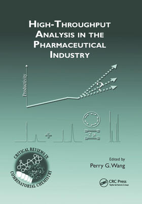 Wang | High-Throughput Analysis in the Pharmaceutical Industry | Buch | sack.de