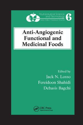 Losso / Shahidi / Bagchi   Anti-Angiogenic Functional and Medicinal Foods   Buch   sack.de