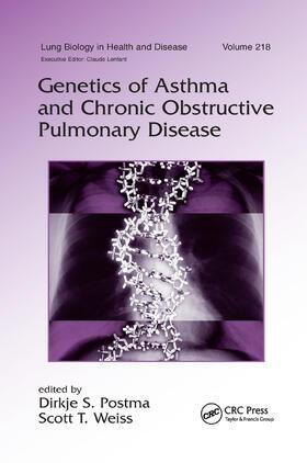Postma / Weiss   Genetics of Asthma and Chronic Obstructive Pulmonary Disease   Buch   sack.de