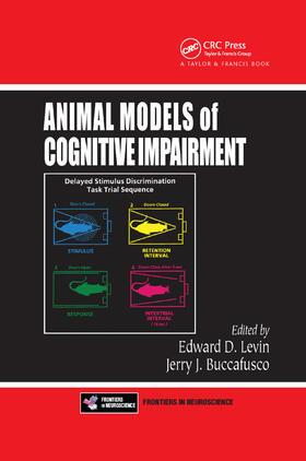 Levin / Buccafusco   Animal Models of Cognitive Impairment   Buch   sack.de