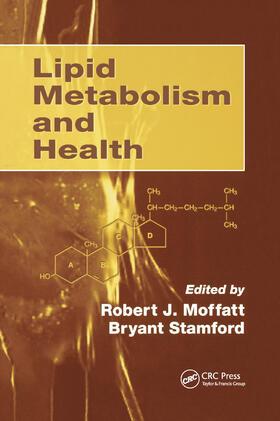 Moffatt / Stamford | Lipid Metabolism and Health | Buch | sack.de