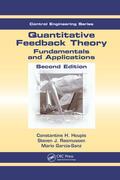 Houpis / Rasmussen / Garcia-Sanz    Quantitative Feedback Theory   Buch    Sack Fachmedien